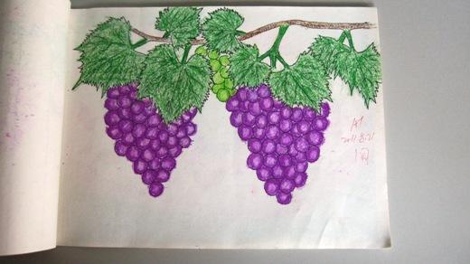 绘画,手工也是幼儿教师和岗位的必备功夫.