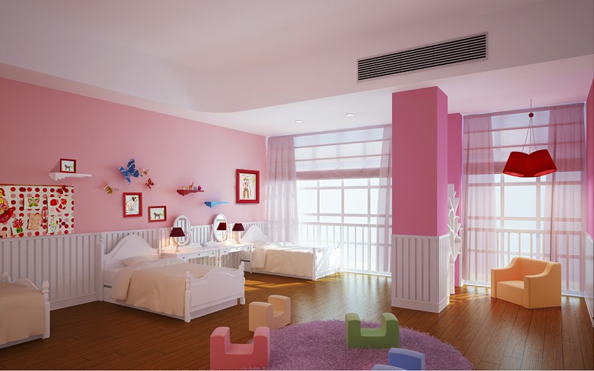 男宝宝房间设计图卧室图片