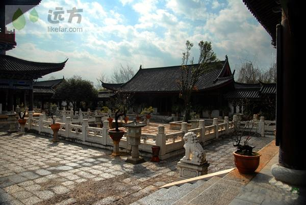 云南丽江木府旅游景点介绍图片